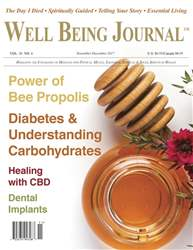 Well Being Journal issue Nov/Dec 2017
