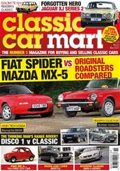 Classic Car Mart issue November 2017
