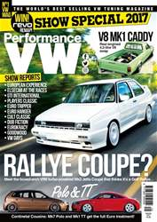 Performance VW issue Autumn 2017