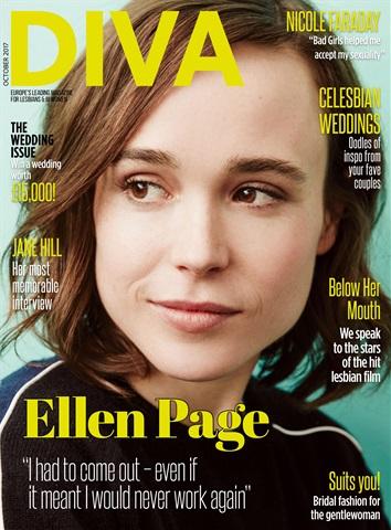 DIVA Magazine issue October 2017