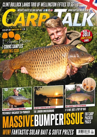 Carp-Talk issue 1192