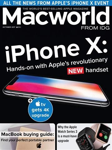 Macworld UK issue October 2017
