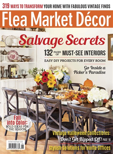 Flea Market Décor Preview