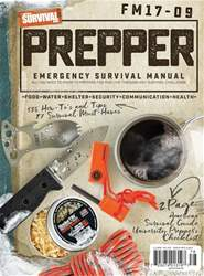 Prepper Issue 2 2017 issue Prepper Issue 2 2017