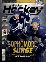 Beckett Hockey issue October 2017