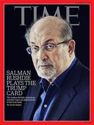 Time Magazine issue 25th Septmeber 2017