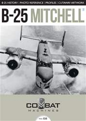 Combat Machines 2: B-25 Mitchell issue Combat Machines 2: B-25 Mitchell