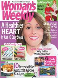 Womans Weekly issue 26th September 2017