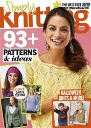 Simply Knitting issue Issue 164