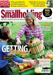 Country Smallholding Magazine Cover
