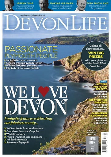 Devon Life Digital Issue