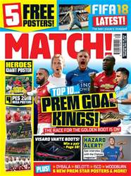 Match issue 19th September 2017