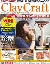 ClayCraft issue Issue 7