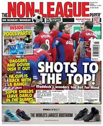 The Non-League Football Paper issue 17th September 2017