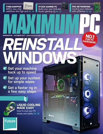 Maximum PC Preview