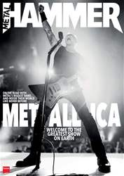 Metal Hammer issue October 2017