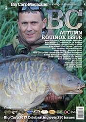 Big Carp Magazine issue Big Carp 255