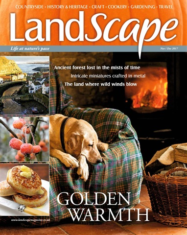 LandScape issue Nov/Dec 2017
