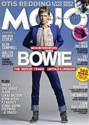 Mojo Magazine Cover
