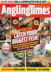 Angling Times issue 19th September 2017