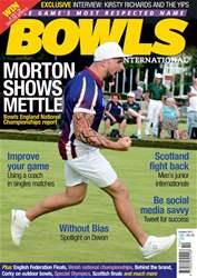 Bowls International issue   October 2017