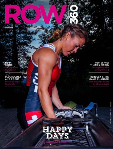 Row360 issue Issue 019 - Aug | Sep 2017