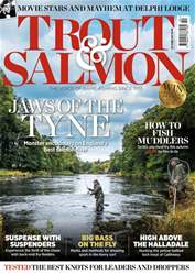 Trout & Salmon issue October 2017