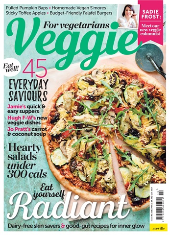 Veggie Magazine issue Oct-17