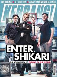 Kerrang issue 20/09/2017