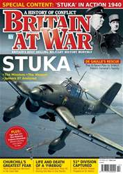 Britain at War Magazine issue   October 2017