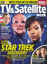 TV & Satellite Week issue 23rd September 2017