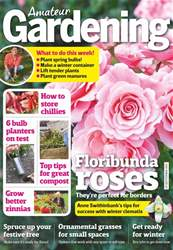 Amateur Gardening issue 23rd September 2017