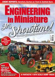 Engineering in Miniature issue Oct-17