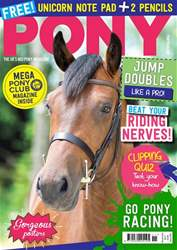 Pony Magazine issue PONY magazine – November 2017