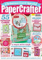 PaperCrafter issue No.113