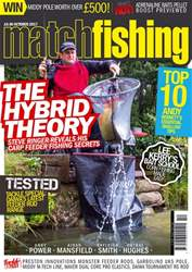 Match Fishing issue October 2017