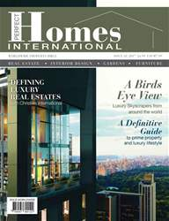 Perfect Homes Magazine  issue Perfect Homes Magazine