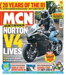 MCN issue 20th September 2017