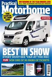 Practical Motorhome issue November 2017