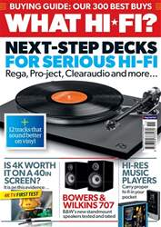 What HiFi issue November 2017