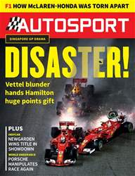 Autosport issue 21st September 2017