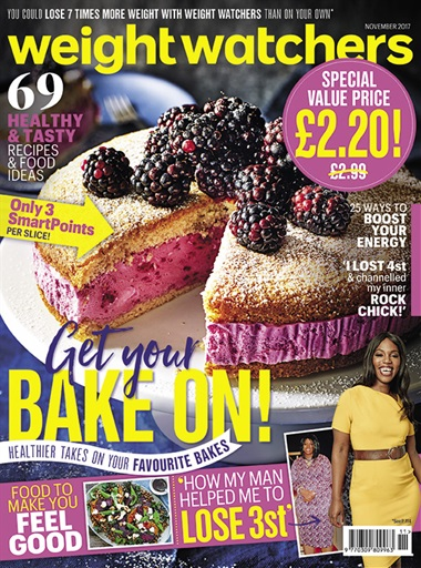 Weight Watchers magazine UK Digital Issue