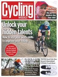 Cycling Weekly issue 21st September 2017