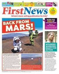 First News issue First News Issue 588