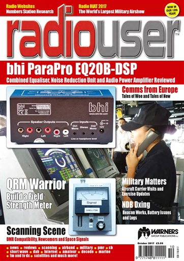 Radio User Preview