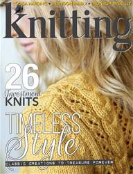 Knitting issue October 2017