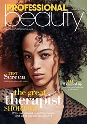 Professional Beauty October 2017 issue Professional Beauty October 2017