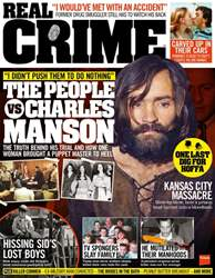 Real Crime issue Issue 29