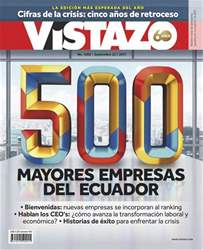 Revista Vistazo issue VISTZAO 1202