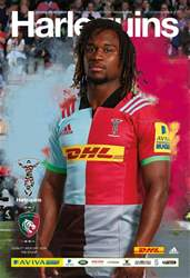 Harlequins issue Harlequins V Leicester Tigers · Match 2